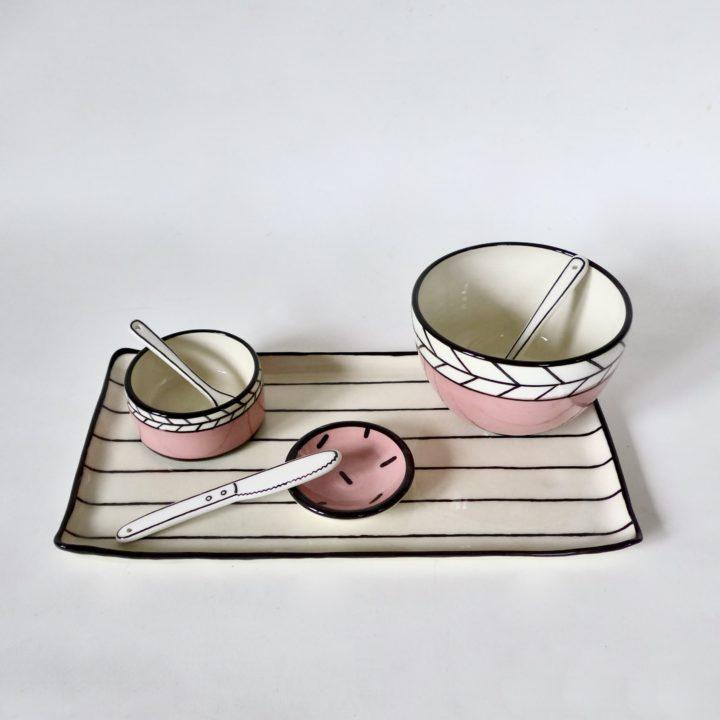 Service petit déjeuner