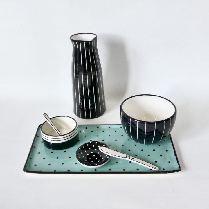Service en céramique